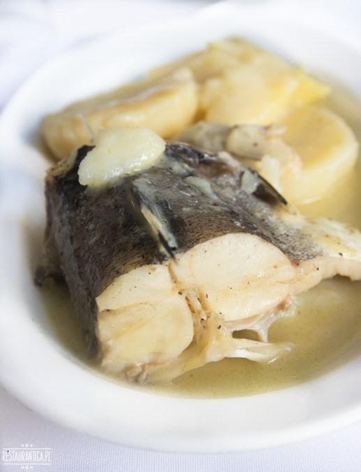 Korfu Paxinos ryba