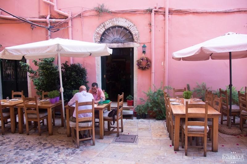 Korfu Marinas Taverna