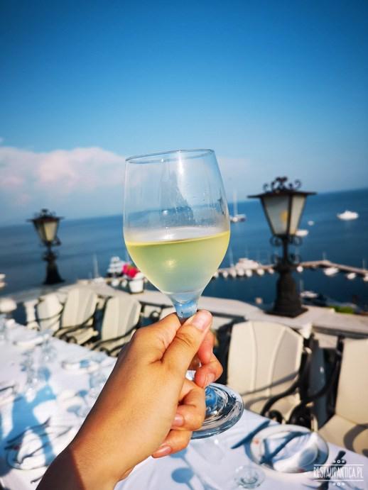 Korfu Cavalieri Hotel wino