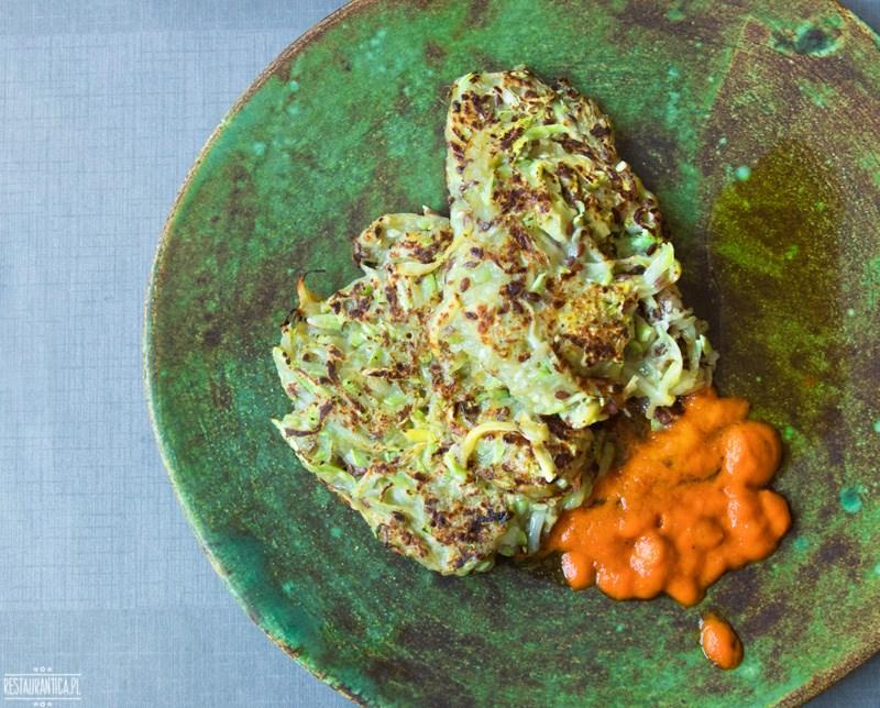 LAS placki z warzyw