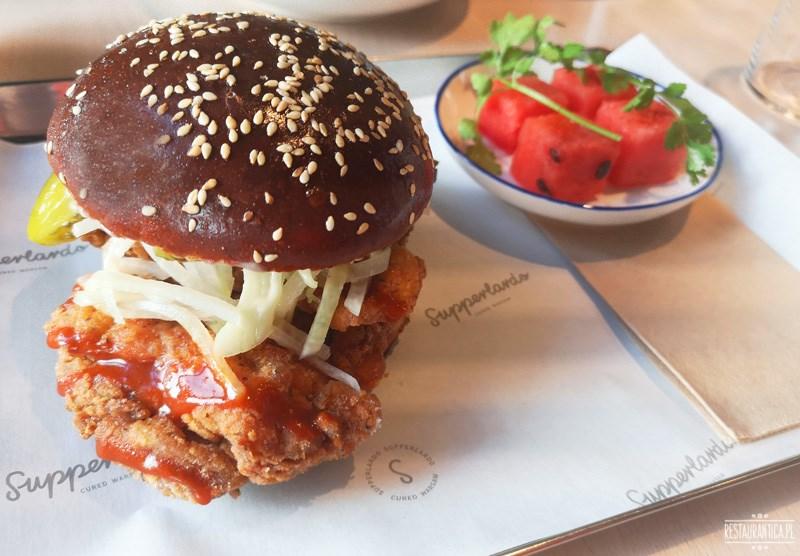 Supperlardo kanapka kurczak