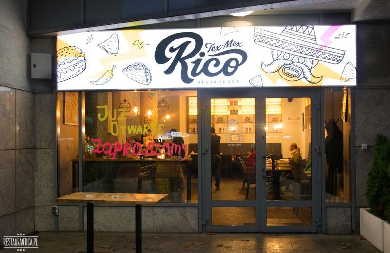 Rico z zewnątrz