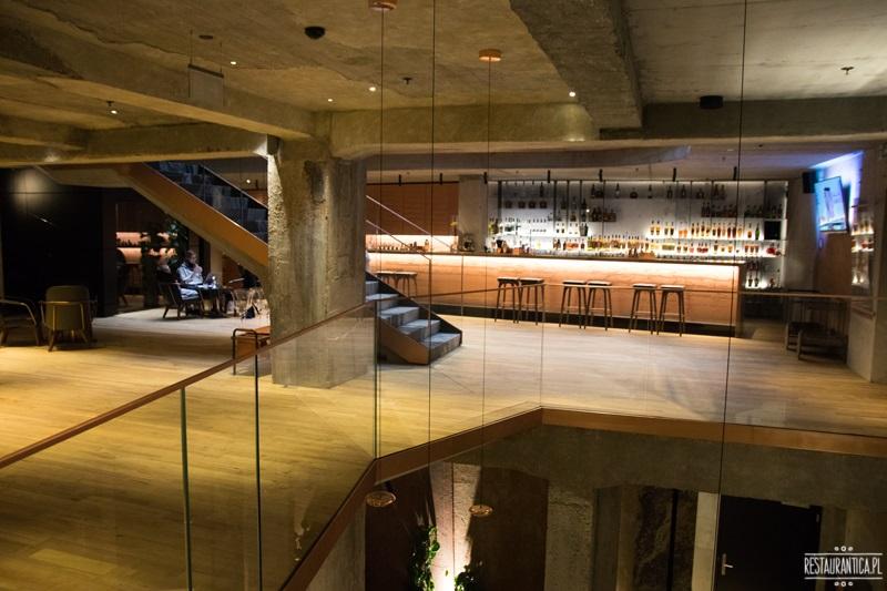 Restauracja Warszawska bar