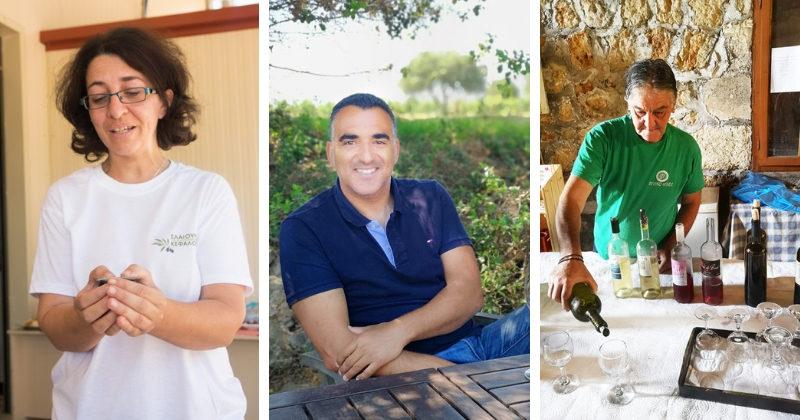Wino, oliwa i … – podróż szlakiem lokalnych producentów po Kefalonii