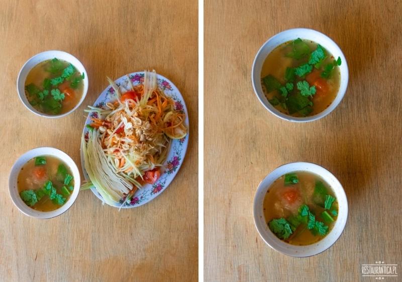 Bangkok Soi zupa