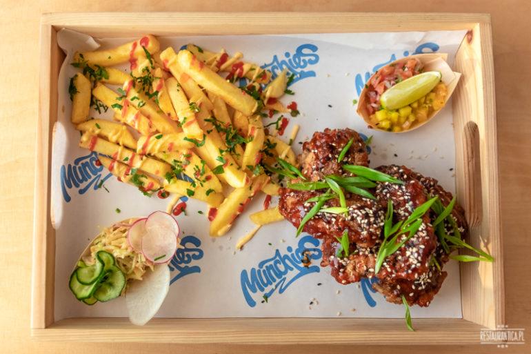 Munchies street food – slow food na Ursynowie