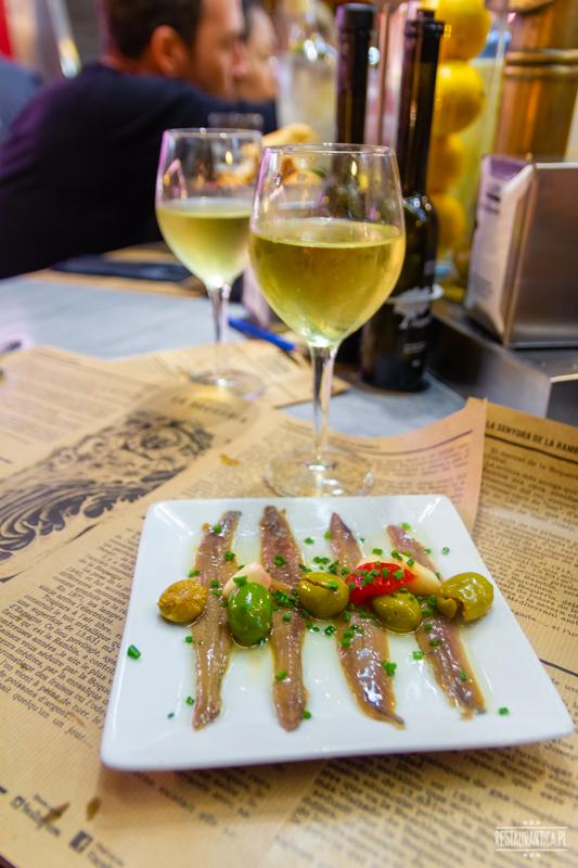Barcelona gdzie zjeść Quim