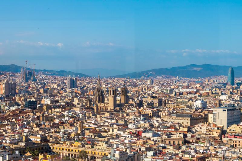Barcelona Marea Baja Barcelona