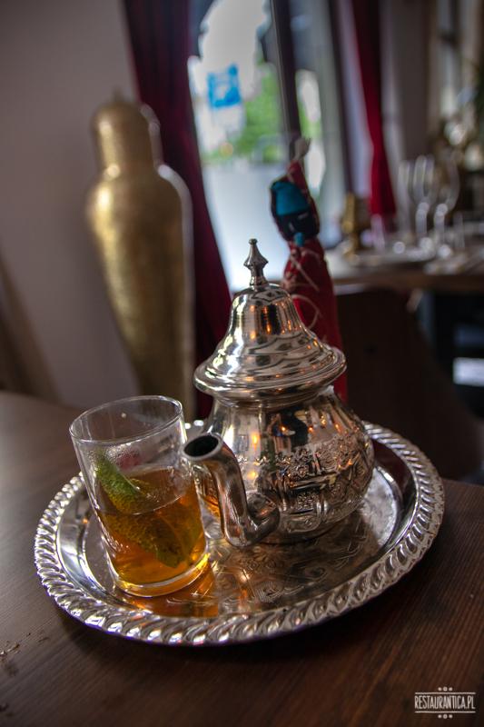 Dar Mounia herbata