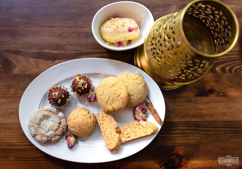 Sar Mounia marokańskie słodkości