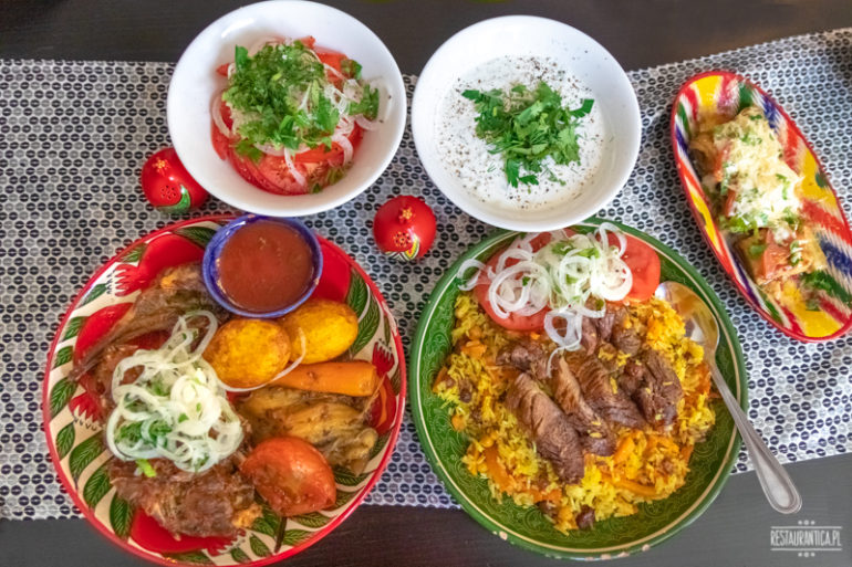 Ikat – kuchnia uzbecka na Powiślu