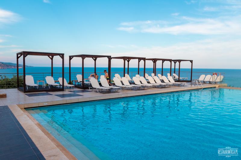 Thassos hotel basen