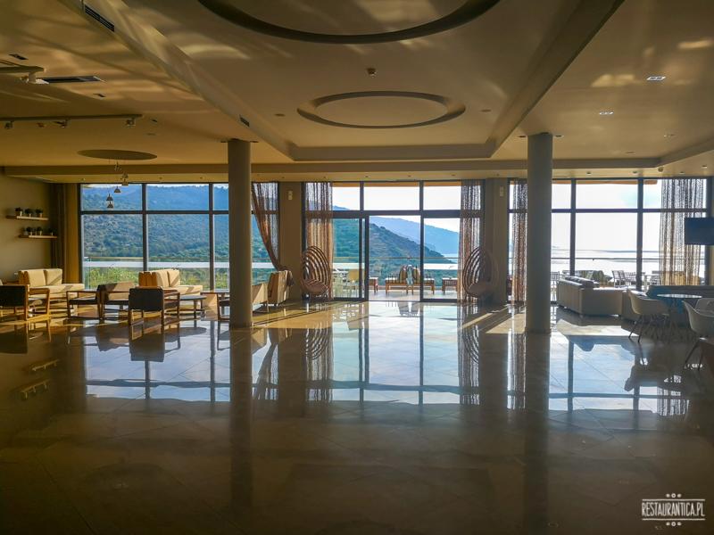 Thassos wnętrze hotelu
