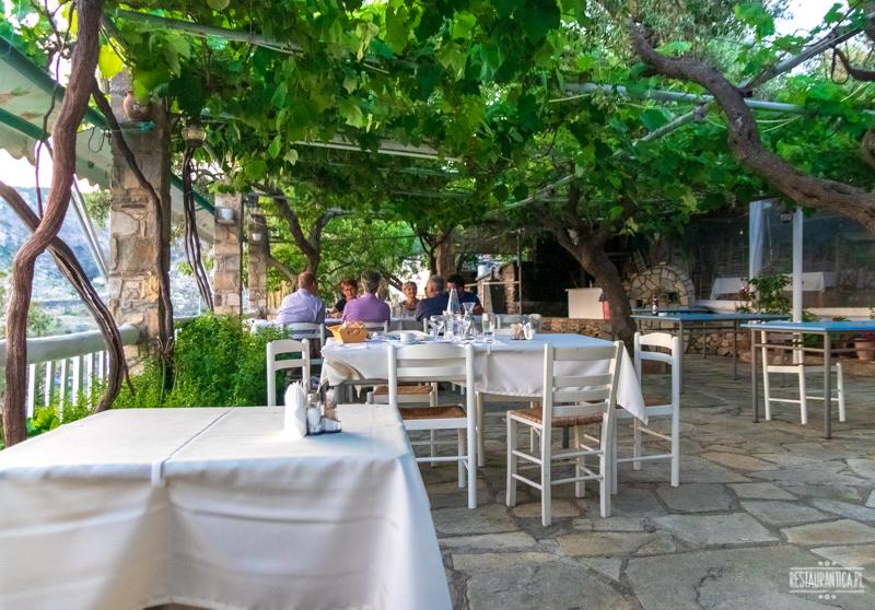 Archondissa Aliki Thassos ogród