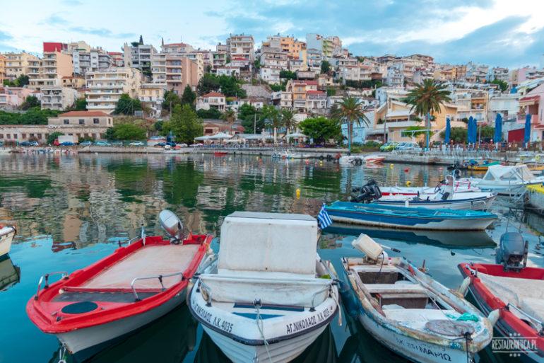 Kawala – niebieskie miasto nad Morzem Egejskim – informacje praktyczne