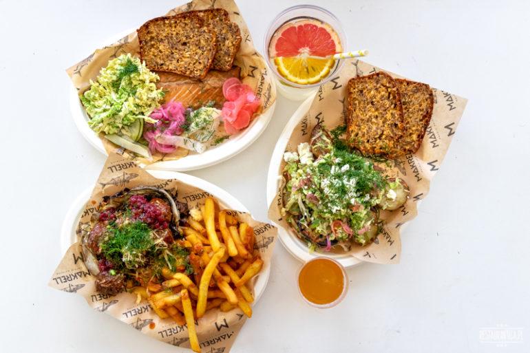 Makrell – skandynawski street food na Barce Wynurzenie