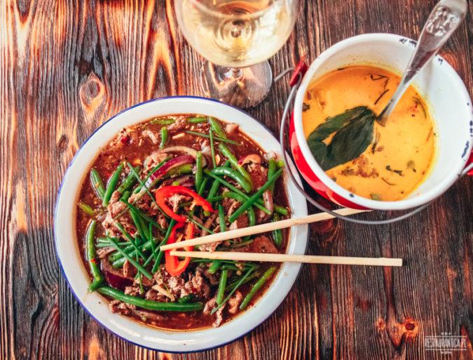 Pumpui Thai Food – autentyczne smaki Tajlandii na Mokotowie